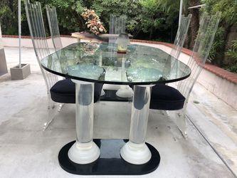 Moda Italia Dining table for Sale in Artesia,  CA