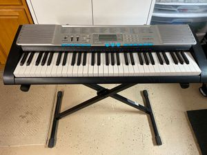 Casio keyboard for Sale in Fremont, CA