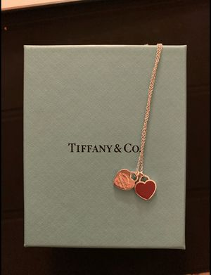 TIFFANY AND CO MINI NECKLACE for Sale in Glendale, CA
