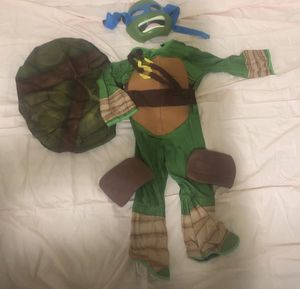 Ninja Turtle ($5) size SMALL for Sale in HALNDLE BCH, FL