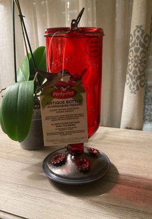 Brand new Perky Pet humming bird feeder for Sale in St. Petersburg, FL