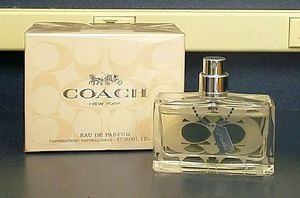 COACH NEW YORK Signature 1.0 oz Eau De Parfum Spray - FACTORY SEALED - for Sale in Fresno, CA