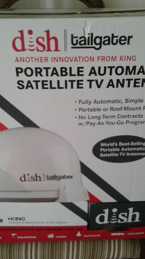 Dish tailgater. for Sale in Colusa, CA