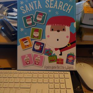 Santa Search Game by Make Believe Ideas for Sale in Neenah, WI