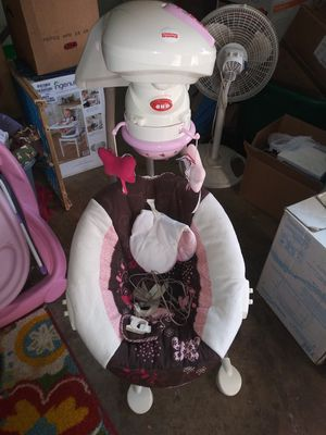 Baby rocker walker and swing for Sale in Cedar Falls, IA