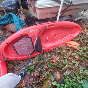 Emotion Spitfire 8 Kayak for Sale in Tacoma, WA