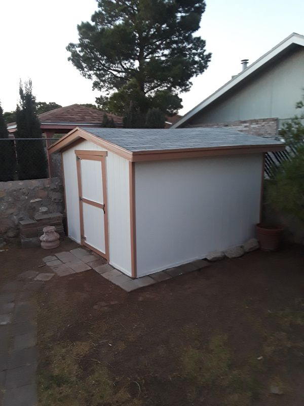 12x12 sheds all labor and materials including