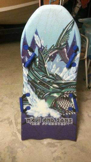 "Maui and Sons Slope board ""Ice Predator"" for Sale in Everett, WA"
