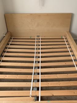 IKEA MALM Queen Bed Frame for Sale in Portland,  OR
