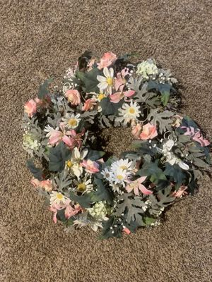 Spring wreath for Sale in Waterford, PA