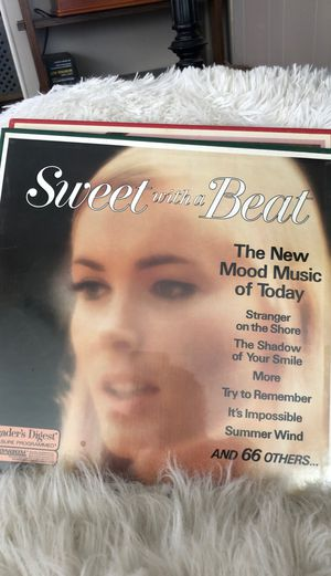 SWEET WITH A BEAT THE NEW MOOD MUDIC OF TODAY for Sale in Largo, FL
