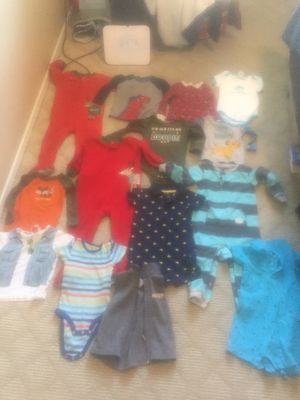 Baby boy clothes size 24M (14 pieces) for Sale in Indio, CA