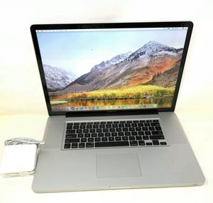 "Macbook Pro 17"" Laptop for Sale in Cumming, GA"