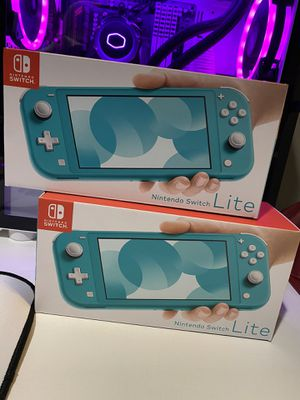 Nintendo Switch Lite ( BRAND NEW ) for Sale in Savannah, GA