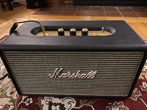 Marshall Stanmore bluetooth speaker for Sale in Seattle, WA