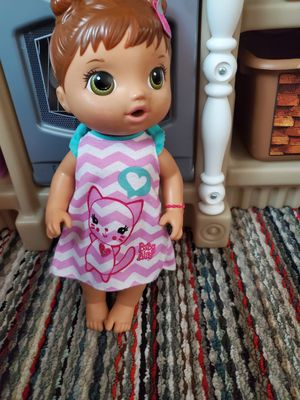 Baby alive doll for Sale in Baltimore, MD