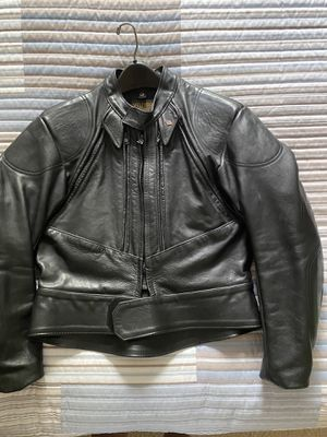 Ladies Vanson leather motorcycle jacket. for Sale in Franklin, TN