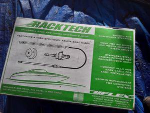 Speed boat parts steering pinion and gas tank cap NIB for Sale in Los Altos, CA