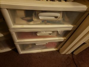 3 drawer storage bin for Sale in Mesa, AZ