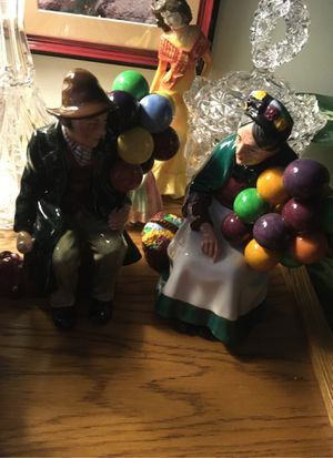 "Royal Doulton "" The Old Balloon Seller"" HN1315 for Sale in Fond du Lac, WI"