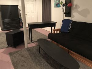 7 pieces - incl floor lamp and wall fixture! Will separate for Sale in Edison, NJ