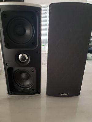 definitive technology mythos gem speakers for Sale in Coconut Creek, FL