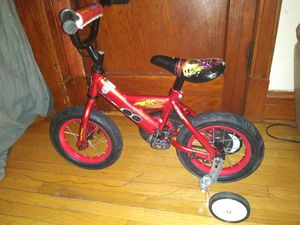 """12"""" huffy cars bike for Sale in Chicago, IL"""