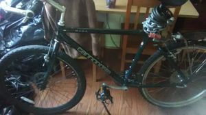 Cannondale green m 400 series mountain bike for Sale in Washington, DC