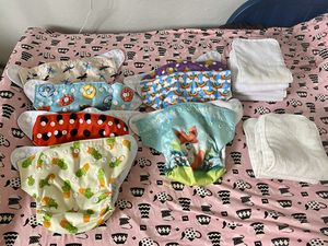 Cloth Diapers for Sale in Fort Myers, FL