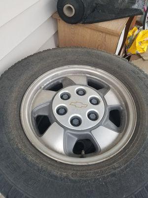 02 chevy suburban wheels for Sale in East Wenatchee, WA