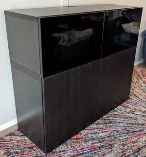 Ikea Besta Storage Shelf Unit for Sale in Tempe, AZ