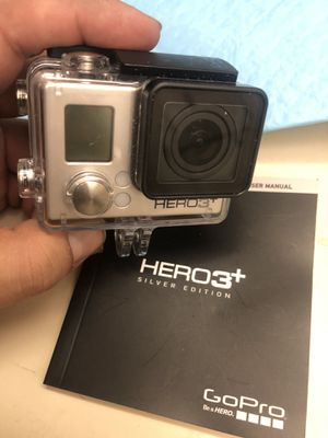 GoPro Hero 3+ in Great condition for Sale in Denver, CO