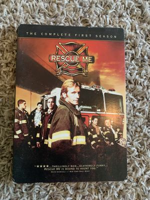 Rescue me season one on DVD for Sale in Hanford, CA