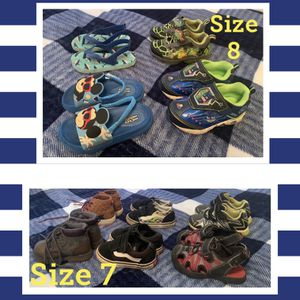Lots of toddler shoes for Sale in Beaufort, SC