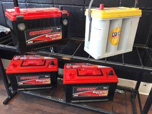 Batteries for Sale in Modesto, CA
