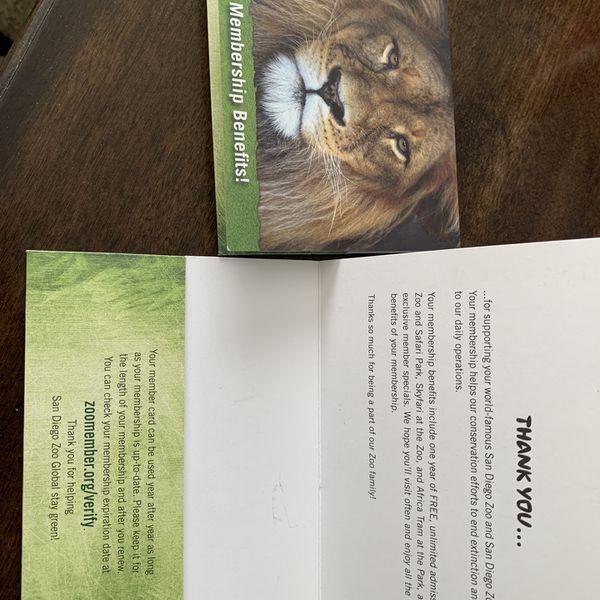 San Diego Zoo/Safari Park 50% Off 1 Day Pass
