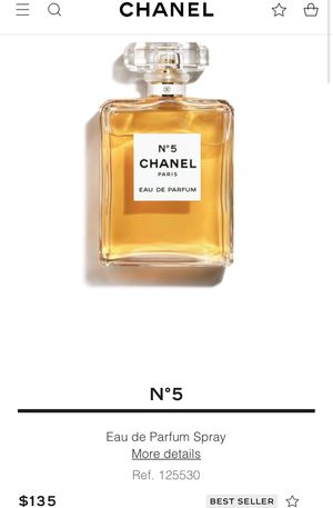 Chanel No.5 perfume for Sale in Las Vegas, NV