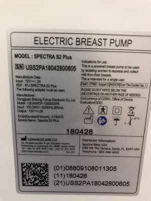 Electric Breast pump and inteligente bottle Warner for Sale in New York, NY