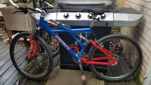Diamondback XR8 full suspension downhill mountain bike for Sale in Springfield, VA