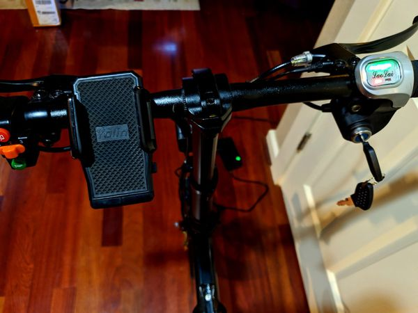 Fully Loaded 48v Electric Folding Bike! Free Delivery!