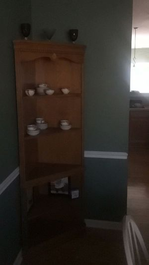 Two antique corner shelves for Sale in Raleigh, NC