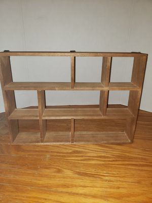 Cubbie hole shelf for small collectables etc for Sale in Buechel, KY