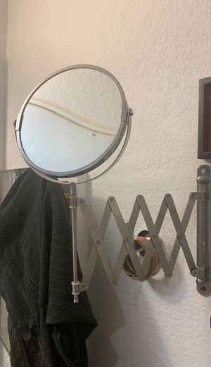 Extendable wall mirror for Sale in Austin, TX