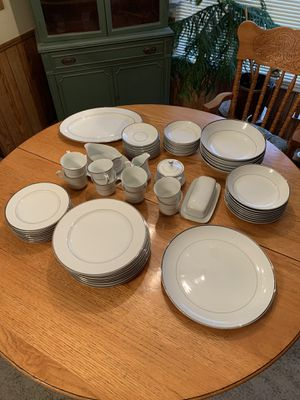 China service for 8 for Sale in Bellefonte, PA