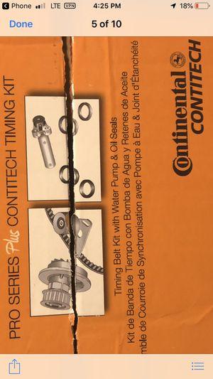 Timing belt head gasket water pump engine gasket for Sale in Portland, OR