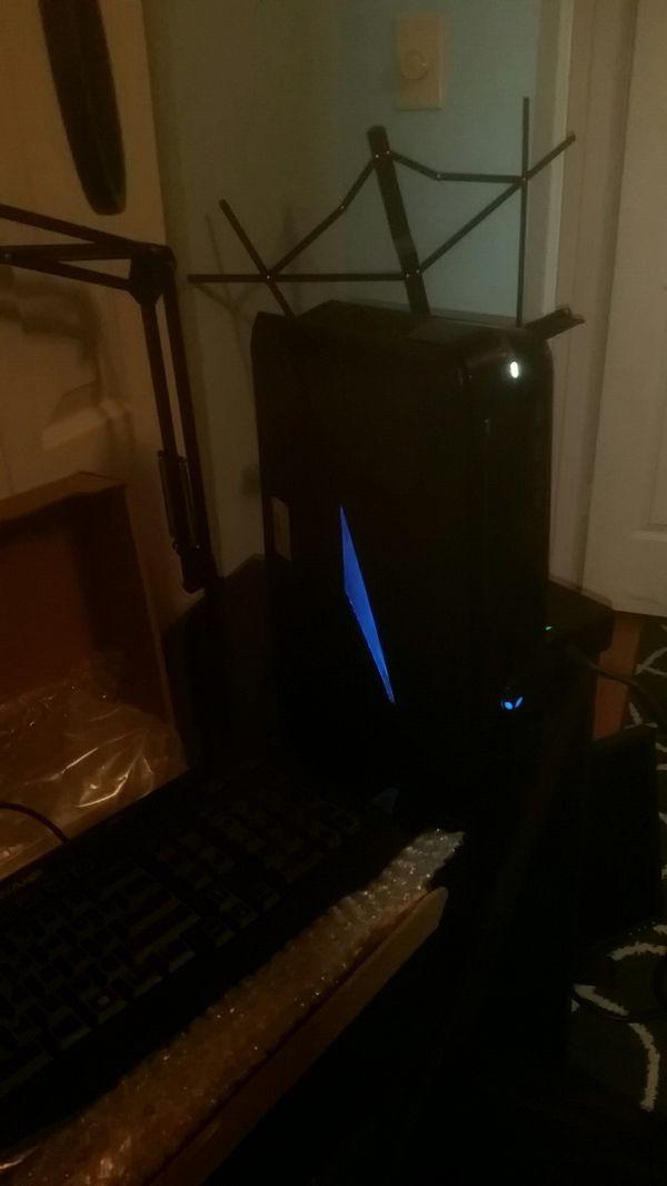 Gaming PC Alienware wireless built