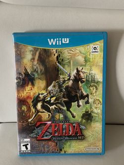 The Legend Of Zelda Twilight Princess for Sale in Los Angeles,  CA