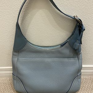 Coach Pebble Leather Hobo Tote Bag for Sale in Cerritos, CA
