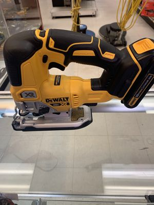 Dewalt brushless jig saw for Sale in Austin, TX
