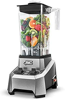 JAWZ High Performance - Toggle Switch 2-Speed - Professional Grade Countertop Blender/Food Processor, 64 Oz, Silver for Sale in Murphy, TX